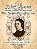 Great works for piano and orchestra :  in full score /