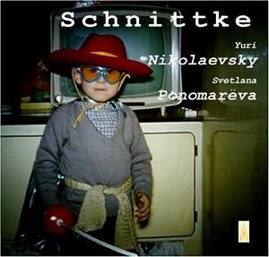 Svetlana Ponomarëva plays Schnittke