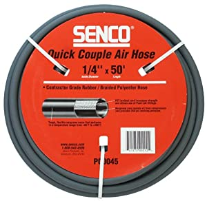 Senco PC0048 Hose Push On 3/8-inch by 50 foot