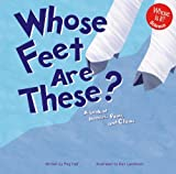 img - for Whose Feet Are These?: A Look at Hooves, Paws, and Claws (Whose Is It?) book / textbook / text book
