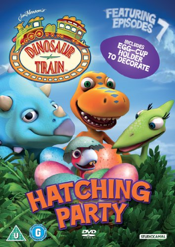 Dinosaur Train - Hatching Party [DVD]
