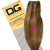 DREAM GIRL 14INCH HAIR EXTENSIONS WEFT (P4/30)