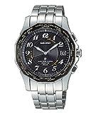 SEIKO (セイコー) 腕時計 BRIGHTZ ブライツ ワールドタイムソーラー 電波時計 SAGZ009 メンズ