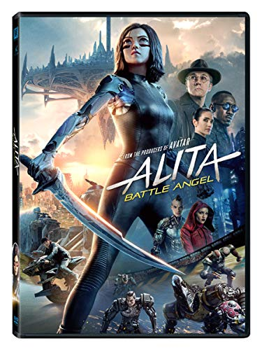 DVD : Alita: Battle Angel
