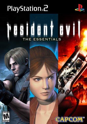 Resident Evil Essentials (Resident Evil CODE: Veronica X, Resident Evil Outbreak, Resident Evil 4)