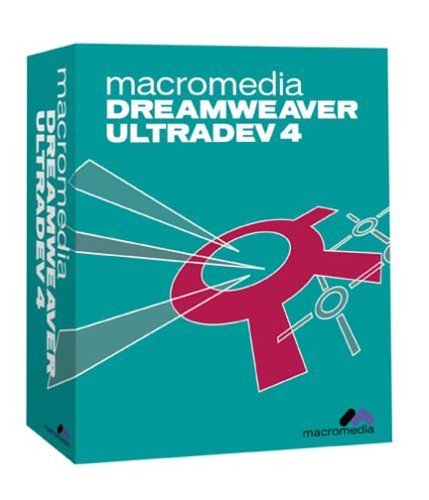 Dreamweaver UltraDev 4 Win