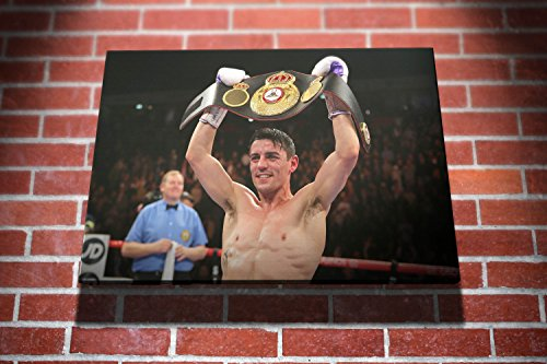 anthony-crolla-british-boxer-boxing-sports-gallery-framed-canvas-art-picture-print