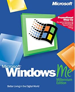 Amazon.com: <b>Microsoft Windows Millennium Edition</b> Upgrade w <b>...</b>