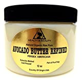 Avocado Butter Ultra Refined Organic Natural Raw Prime Fresh 100% Pure 12 Oz