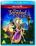 Tangled (Blu-ray 3D + Blu-ray) [Regio...