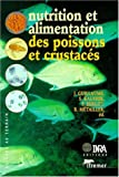 Nutrition et alimentation des poissons et crustacs