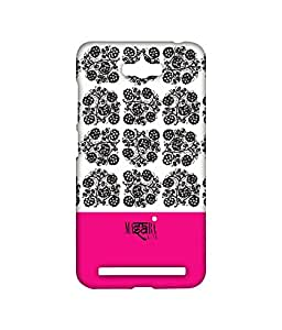 Masaba Floral Pattern - Sublime Case for Asus Zenfone Max