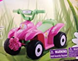 TinkerBell Pink Quad Exclusive Ride On