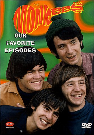 the monkees our favorite episodes dvd 1966