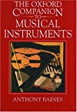 The Oxford companion to musical instruments /