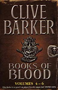 Books of Blood, Vols. 4-6 (v. 2) by Clive Barker