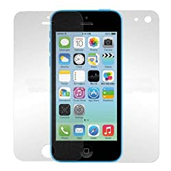 Smays Apple iPhone 5C Front Screen Protector (Diamond Glitter Sparkling)