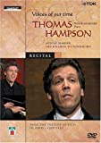 Image of Voices of Our Time - Thomas Hampson / Wolfram Rieger, Chatelet Opera