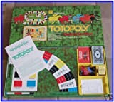 Totopoly Horse Racing Board Game (Vintage)