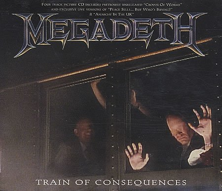 Click here to buy Train Of Consequences by Megadeth.