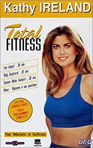 Kathy Ireland : Total Fitness [VHS]