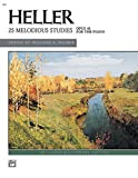 img - for Heller -- Melodious Studies (Complete) (Alfred Masterwork Edition) book / textbook / text book