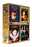 4 Film Collection: Shakespeare In Love/Elizabeth/Elizabeth 2/Other Bolelyn Girl [DVD]