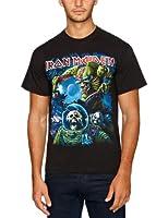 Loud Distribution Iron Maiden - Final Frontier Album Tour Men's T-Shirt