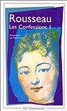 echange, troc Jean-Jacques Rousseau - Les confessions, tome 1
