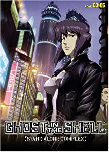 Ghost in the Shell: Stand Alone Complex, Volume 6 (Episodes 21-23)