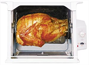 ... Showtime Indoor Rotisserie and BBQ: Ronco Oven Bbq: Kitchen & Dining