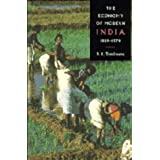 "The Economy of Modern India, 1860-1970 (The New Cambridge History of India)von ""B. R. Tomlinson"""