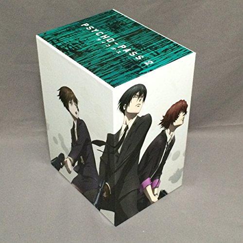 PSYCHO-PASS サイコパス2 (アニメイト特典 収納BOX付き) (初回限定盤)全5巻 [マーケットプレイスBlu-rayセット]