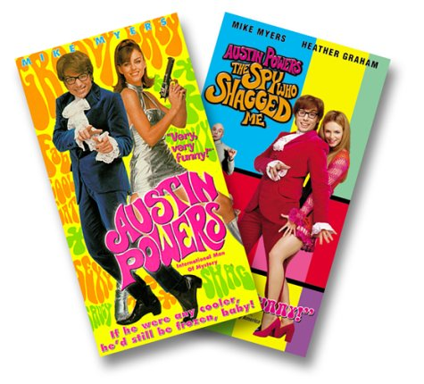 Austin Powers Collection [VHS]