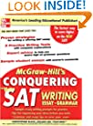 McGraw-Hill's Conquering the New SAT Writing