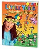 Wai Lanas Little Yogis Little Yogis Coloring Book