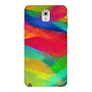 Delighted Colors Fly Back Case Cover for Galaxy Note 3