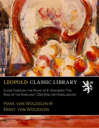 Guide Through the Music of R. Wagner's