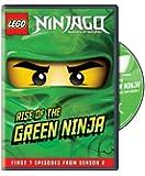 Lego Ninjago: Masters of Spinjitzu- Rise of the Green Ninja
