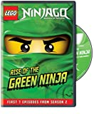 Lego Ninjago: Masters of Spinjitzu- Rise of the Green Ninja