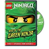 Lego Ninjago: Masters of Spinjitzu - Rise of Green (2012)