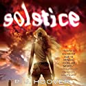 Solstice Audiobook by P. J. Hoover Narrated by Julia Farhat