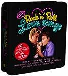 Rock N Roll Love Songs (Coffret 3 CD)