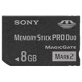 SONY メモリースティック Pro Duo Mark