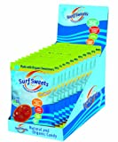 Surf Sweets Sour Worms, 2.75-Ounce Bags (Pack of 12)