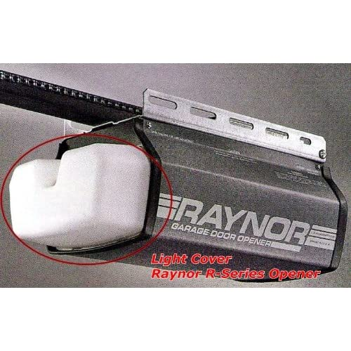 Lights On Inside Of Garage Door: Amazon.com : Raynor Garage Door Opener Light Cover (R100