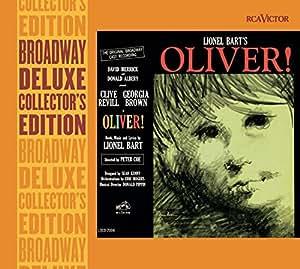 Oliver! (Deluxe Edition) (1963 Original Broadway Cast) [CAST RECORDING]