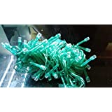 Blackberry Overseas 15 Metre Long Green Colored Decorative LED Lights - B016YL5Y8Q