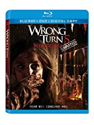 Wrong Turn 5: Bloodlines (Unrated) [Blu-ray]