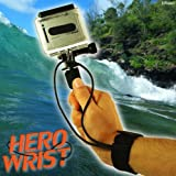 GoPro Wrist Lanyard - water sports safety tether accessory HERO HERO2 HERO3 surf jetski